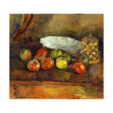 Still-Life with Apples; Stilleben Mit Apfeln, C.1907 Giclee Print by Alexej Von Jawlensky
