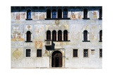 Facade Painted Giclee Print by Marcello Fogolino
