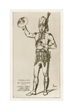 Timbalier of the Grenadiers of the Guard of Consuls Giclee-trykk av Raphael Jacquemin