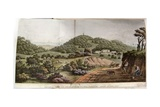 General View of Sherringham Bower, Norfolk: Abbot Upcher, C.1812 Giclee Print by Humphry Repton