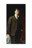 Portrait of a Man, Possibly Ivan Georgievich Drozdov Giclee Print by Ilya Efimovich Repin