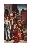 Beheading of St John the Baptist, 1514 Giclee Print by Hans Fries