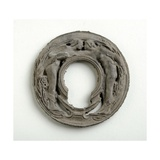 Maquette for a Pendant with an Arabesque Escutcheon Giclee Print by Alfred Gilbert