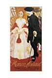 Poster for Manon Lescaut Giclee Print