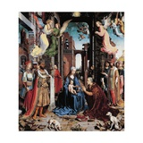 Adoration of the Magi, 1510-1515 Giclee Print by Jan Gossaert