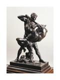Theseus Slaying the Minotaur Giclee Print by Antoine-Louis Barye