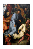 Christ Carrying the Cross, 1502 Giclee Print by Hans Holbein the Elder