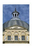 Facade of Chateau of Vaux-Le-Vicomte, 1656-1661 Giclee Print by Louis Le Vau