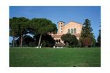 Basilica of Sant'Apollinare in Classe - Ravenna, 533 - 536 A.D. Giclee Print