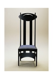 Argyle Chair, 1903-1905 Giclee Print by Charles Rennie Mackintosh