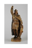 Maquette for the Statue of Alfred the Great, C.1901 Giclee Print by William Hamo Thornycroft