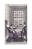 Further Adventures of Robinson Crusoe, Title Page of Novel by Daniel Defoe Giclee Print