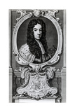 Daniel Finch, 2nd Earl of Nottingham and 7th Earl of Winchilsea Giclee Print by Jacobus Houbraken