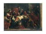 The Last Supper Giclee Print by Paolo Caliari