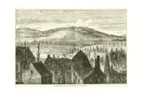 Forts Noisy and Avron from Noisy-Le-Grand, January 1871 Giclee Print