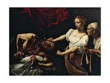 Judith and Holofernes Giclee Print by  Caravaggio