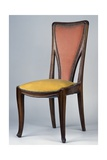 Art Nouveau Style Chair, Ca 1902 Giclee Print by Louis Majorelle