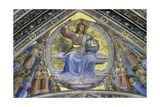 Christ the Judge Amongst Angels, 1447 Giclee Print by  Fra Angelico