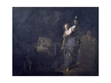 Judith with Head of Holofernesm Giclee Print by Bernardo Cavallino