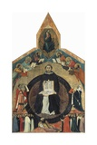 Apotheosis of St Thomas Aquinas Giclee Print by Francesco Traini