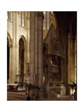 Tomb of Catherine of Austria, 1323 Ca Giclee Print by Tino da Camaino