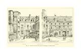 Hotel Du Prevot De Paris, Passage Charlemagne, Rue Saint-Antoine Giclee Print