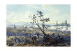 Battle of Churubusco, August 20, 1847 Giclee Print by Carl Nebel