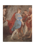 The Mare of Jason and the Meet with the Relatives Giclee Print by Annibale Carracci