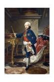 Portrait of Ferdinand IV, King of Naples, 1759-60 Giclee Print by Anton Raphael Mengs