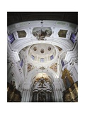 Dome with Frescoes Giclee Print by Giacomo Ceruti