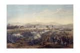 Battle of Molino Del Rey, September 8, 1847 Giclee Print by Carl Nebel
