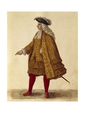 Knight Robe Giclee Print by Jan van Grevenbroeck