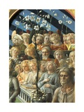 Incoronazione Maringhi or Coronation of Virgin Giclee Print by Filippo Lippi