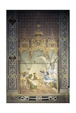 Dream of Saint Joseph, 1886-1890 Giclee Print by Modesto Faustini