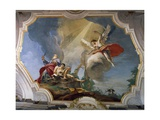 Sacrifice of Isaac, 1726-1728 Giclee Print by Giambattista Tiepolo