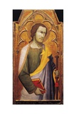 St James Apostle, Dismembered Part of an Altarpiece Giclée-Druck von Andrea Vanni