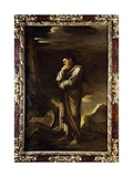 Marius Meditating Among Ruins of Carthage, Circa, 1650 Giclee Print by Salvator Rosa