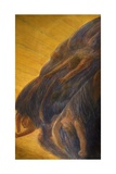 Fall of Angels, Triptych Side Panel, 1913 Giclee Print by Gaetano Previati