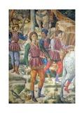 The Cavalcade of the Magi, 1459 Giclee Print by Benozzo Gozzoli