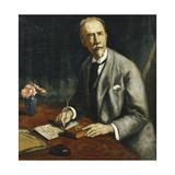 Portrait of Emile Bauman; Portrait D'Emile Bauman, 1927 Giclee Print by Emile Bernard