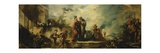 The Marriage of Tobias Giclee Print by Giovanni Antonio Guardi