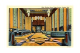 Main Waiting Room, Union Station, Omaha, Nebraska, C.1931-60 Giclee Print