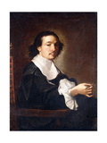 Portrait of a Physician Giclee Print by Carlo Maratti