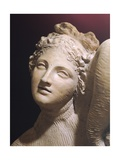 Face of Venus, Detail from Adonis Crowning Venus Giclee Print by Antonio Canova