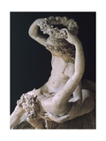 Detail from Statue of Venus Crowning Love Giclee Print by Antonio Canova
