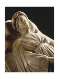 Funerary Monument to Ilaria Del Carretto Guinigi Giclée-tryk af Jacopo Della Quercia