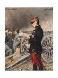 French General Joseph-Simon Gallieni, 1916 Giclee Print by Ferdinand Roybet