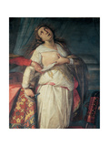 Miracles of St Charles: Miracle of Beatrix Antonio Crespi, 1610 Giclee Print by Giovanni Battista Crespi