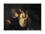 Judith with the Head of Holofernes Giclee Print by Gerard Seghers
