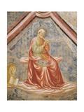 St Mark Evangelist, Fresco Giclee Print by Masolino Da Panicale